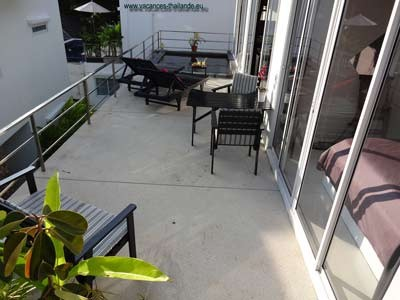 Photo 28 English pool terrace 3 bedroom villa Koh Samui thailande